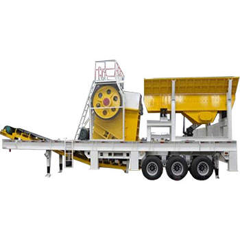 Mobile Crushing Station
