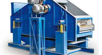 Tailings Dry Discharge Machine