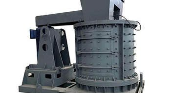 Vertical Sand Making Machine